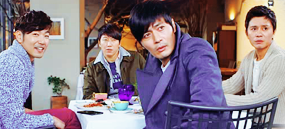 Gentleman's Dignity Ep 1-2 Banners & Gifs (38pics)
