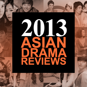 2013 Year-end Korean, Taiwanese and Japanese Drama Reviews & Ratings