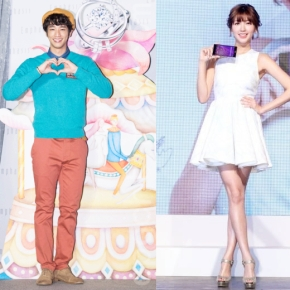 Update on SETTV's Upcoming Friday drama, Love Meets Cupid with Jasper Liu and Puff Kuo