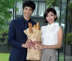 Press Conference of Jasper Liu and Puff Kuo's New SETTV Friday Drama