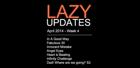 Lazy Updates: (Apr 2014, Week 4) Brief Thoughts on Dramas and Variety shows