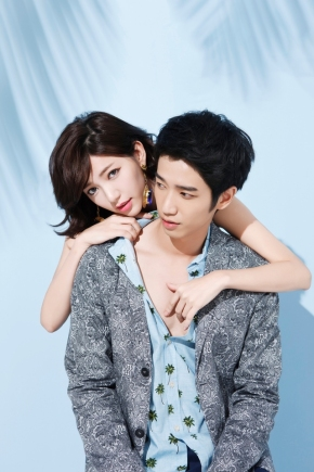 Jasper Liu and Puff Kuo Graces the July Edition of Spop Magazine (edited with more pics)