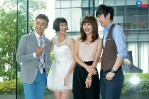 Press Conference of Lin Yo Wei & Mandy Wei's Sunday Drama, Say Again Yes I Do(再一次說我願意)