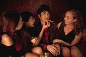 2 Upcoming Films of Jasper Liu with Cheryl Yang and HuangPei-Jia